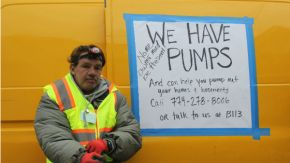 In Sandy-affected NYC, aid group reaches areas where FEMA, Red Cross can't