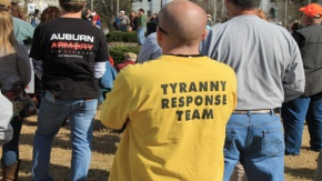 Fighting 'government tyranny' a growing concern for gun rights advocates