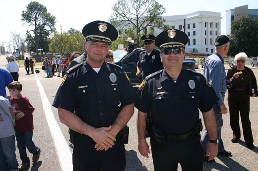 gump cops