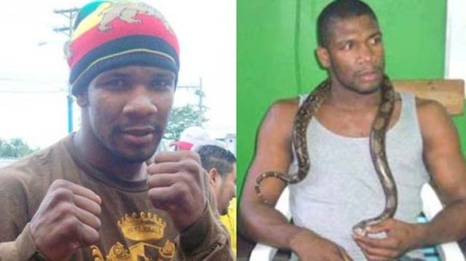 Evans Quinn was charismatic and beloved by most of the people of Bluefields, Nicaragua but he could also turn violent. Photos via RightSide Guide and Notifight