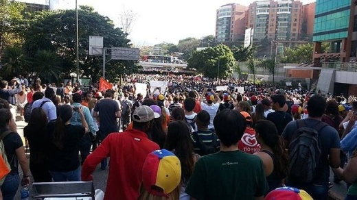 caracas-protests